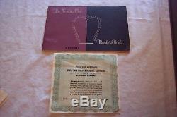 131 Piece Set Oneida Nobility Plate Reverie Silverplate 1937 Serves 12