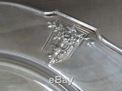 1847 Rogers Bros. (Set of 12) 10.5 Silver Plated Ambassador Plates