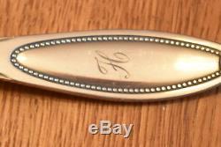 38 piece set of vintage German WMF Wellner 90 4 25 45 30 silverware flatware
