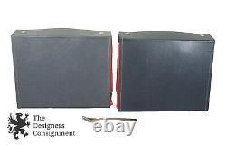 52 Piece Supreme Silverplate Flatware Set Concept Pattern Mid Century Modern