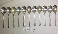 60-Piece SET of Silverplate Flatware Reed & Barton Maid of Honor Pattern