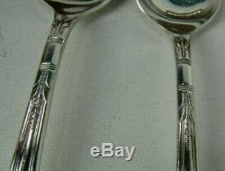 66 PC Oneida JUNE AKA NURSERY Tudor Plate Silverplate Flatware Set No Monograms