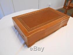 96 Pc. Set of 1881 Rogers Oneida Ltd. Enchantment Silverplate Flatware in Box