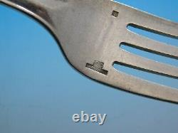 Atlas by Christofle France Silverplate Flatware Set Service Fish Set and Forks