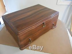 Birks Regency Plate Louis De France 90 Pcs Flatware Set / Case Exc