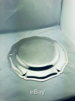 CHRISTOFLE Flatware dish sauce baot gravy baot Dishes Tray set 6 Pcs Louis XV