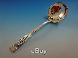 Coronation By Community Silverplate Vintage Flatware Set For 8 Service 60 Pcs