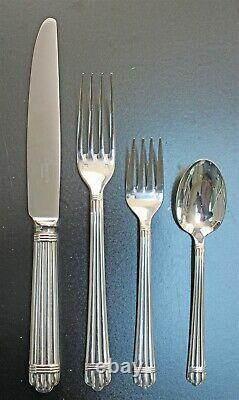 Christofle ARIA Silver Plated 4pc Place Setting