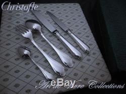 Christofle / Alfenide POMPADOUR 12 place settings, 61 pieces Table set