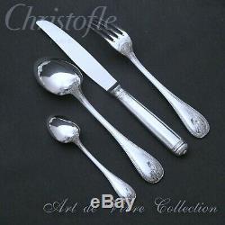 Christofle MALMAISON 12 place settings 48 pieces Table set