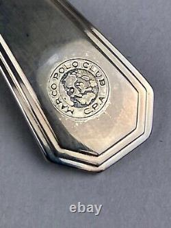Christofle Marco Polo Cathay Pacific Club Members Spoon Set (12) Boxed NEW