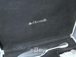 Christofle VERSAILLES 26 pieces Fish Set Brilliant Luster, Set à Poissons