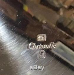 Christofle malmaison silverplate Caviar Set