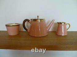 Christopher Dresser Aesthetic Movement Hukin & Heath Coalport Porcelain set