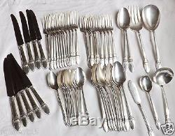 First Love Rogers 1847 IS Silverplate Luncheon Flatware Serving Pieces SET 59
