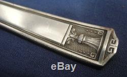 Holmes + Edwards Silverplate International Century 1923 Flatware Set 56 pcs