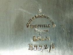 James Dixon Sons Sheffield Vintage 1929 Huge Dinner Set Bundle RARE! Art Deco