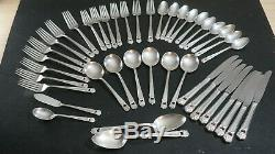 Lot Vtg 1847 Rogers Bros Eternally Yours Flatware Silverplate Set 23 pieces