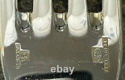 MALMAISON By Christofle FRANCE 6 (six) Piece PLACE SETTING Silverplated MINT