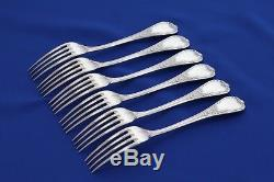 Magnificent! Christofle MARLY Silver-plate 30-pcs Set FRANCE knife forks spoons