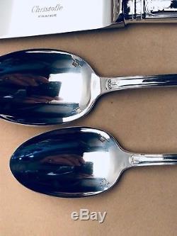 Malmaison by Christofle 5 Piece Place Setting DINNER SIZE, Silverplate
