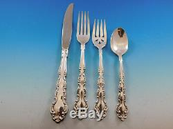 Modern Baroque by Community Oneida Silverplate Flatware Set 8 Service 48 Pieces