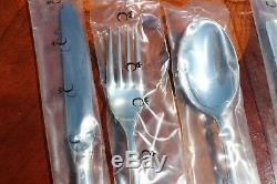 NEW Orleans Christofle Silver Plated 36 Flatware Set in Six Setting