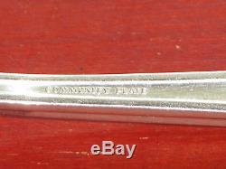 Oneida Community DEAUVILLE Silverplate with Storage Box 55 Piece Set