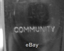 Oneida Coronation Community Silverplate Flatware Set for 8 51 Pieces EUC