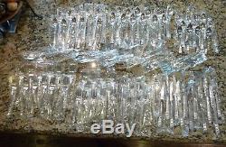Onieda Community 91pc silverplate 12 settings Coronation new flatware