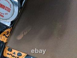 Onieda Community Coronation 42Pc Silverplate flatware set lot vtg antique case