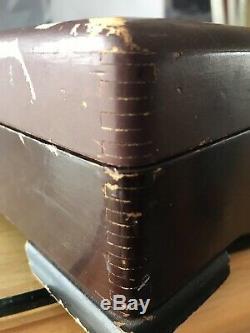R. C. Co A1 Orleans Silverware 1924 Flatware Set Case Box 44 pieces Lot
