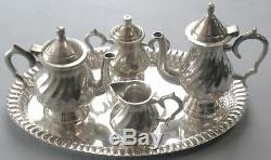 Rare Vintage Premium Advertising Childs Tea Serve Set
