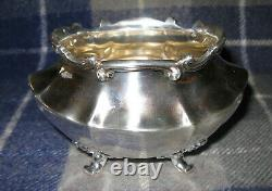 Reed & Barton Victorian Silverplate 6 PC Tea Coffee Set 6710
