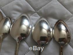Rogers Bros. 1847 IS silverware flatware serving pieces box set 44 with box