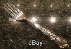 Set 1847 Rogers IS Heritage Silverplate Flatware 44 Pieces