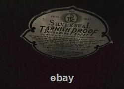 Set of 71+ Pcs Vintage 1847 Rogers Bros IS ADORATION Boxed Set all Original