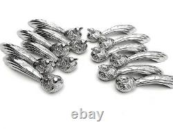 Silver Fortunes Pheasant Cutlery Rests for Knives, Forks & Spoons (set of 12)