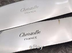 Spatours by Christofle Silverplate 2, 4 piece Place Settings