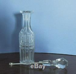 Sterling Silver 7 bottle cruet set. London 1879 Charles Boyton Excellent Good