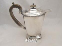 Vintage 4 Piece Silver Plated Tea Set Celtic Dragon Design