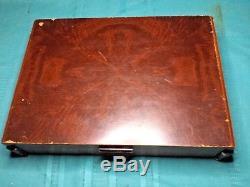 Vintage Oneida Community 104 Piece Flatware / Silverware Set Coronation Pattern
